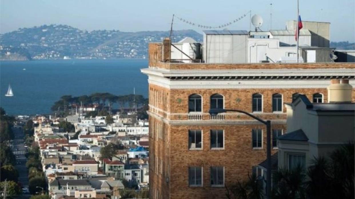 Estado Unidos ordenó al consulado Ruso cerrar en varias oficinas diplomáticas