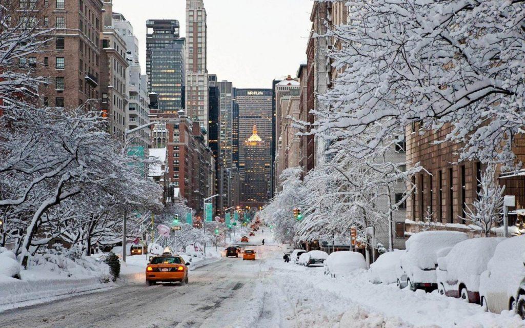 Preocupante, inviernos cada vez  más tardíos y menos duraderos en los EE.UU