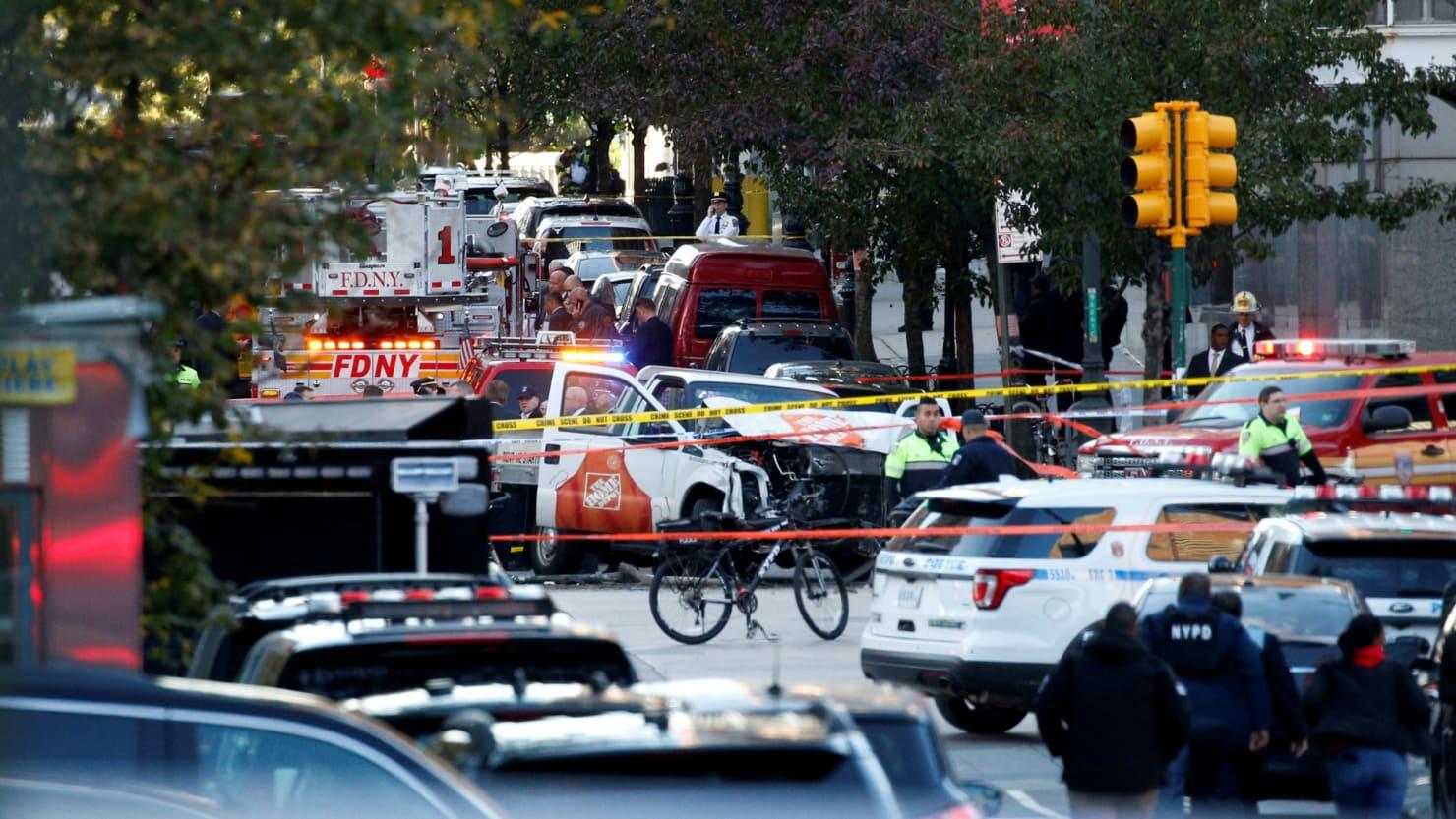 Terrorismo en New York