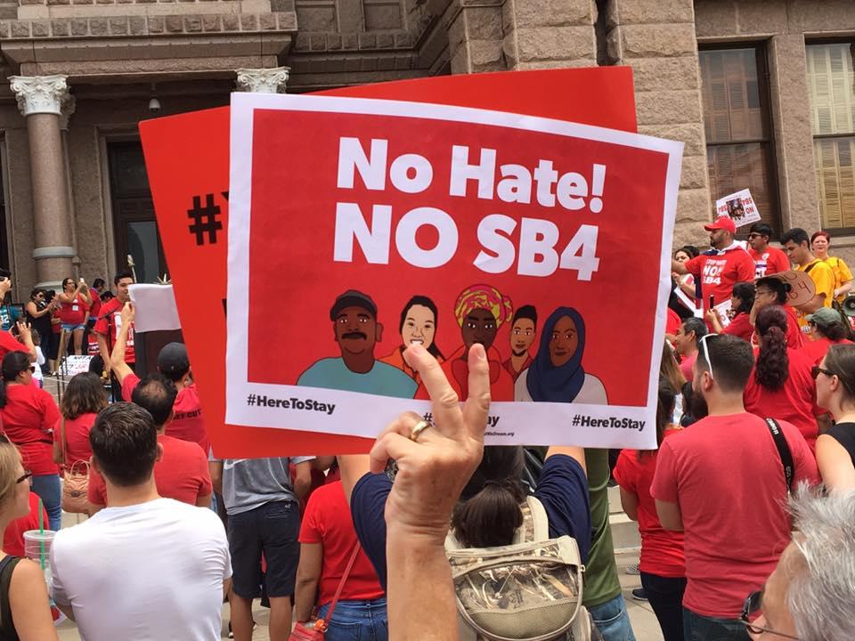 Texas y la SB 4