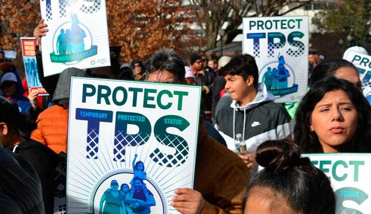 Trump cancela el TPS de El Salvador