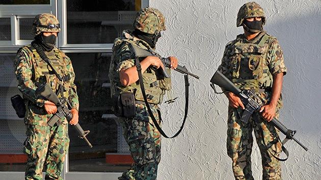 Posibles agentes armados de Estados Unidos en los vuelos comerciales