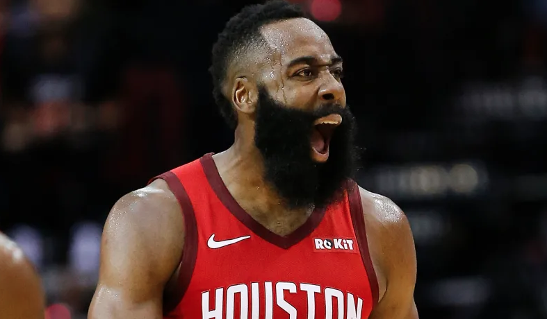 b7e583e2b60d The NBA announced that Houston Rockets guard James Harden has been named  Western Conference Player of the Week for games played from Monday